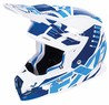 FXR Boost Revo MX Helmet Navy/Blue/White